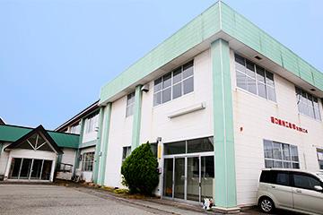 秋田第二工場 外観